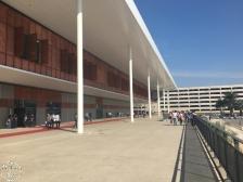 centro exposição