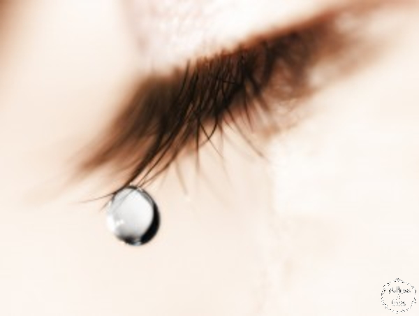 lágrima